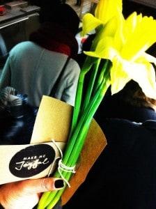 Daffodils Make Me Joyful