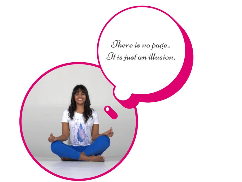 meditation 404 page