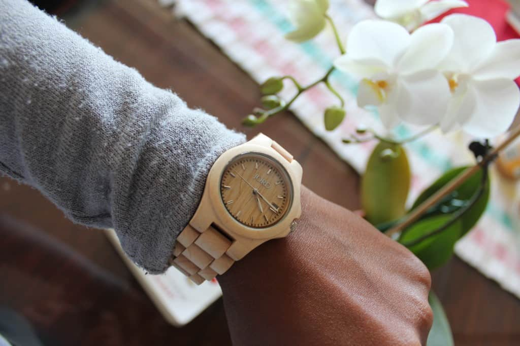 Jord Watch - wood watch review 1